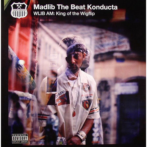 Madlib The Beat Konducta - WLIB AM: King Of The Wigflip