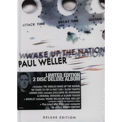Paul Weller - Wake Up The Nation Deluxe Edition