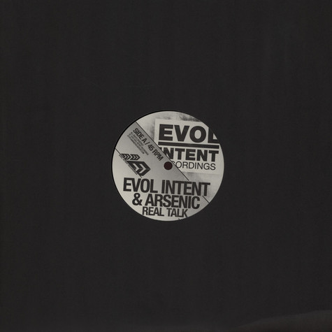 Evol Intent & Arsenic - Real Talk