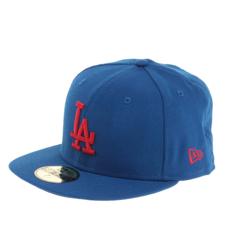 New Era - Los Angeles Dodgers Cont Logo Seasonal Cap