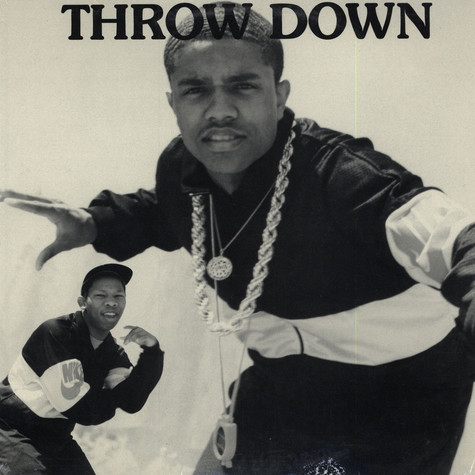 Gregory D & Mannie Fresh - Throw Down