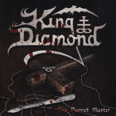 King Diamond - The Puppetmaster (Ltd. Coloured Lp)