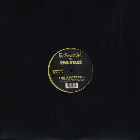 Fatboy Slim Vs Riva Starr - The Bootlegs