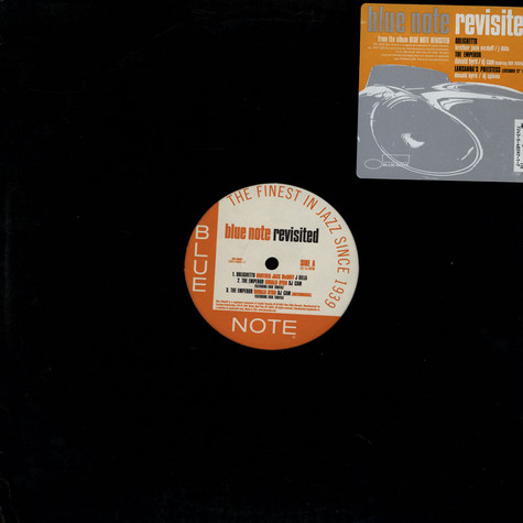 V.A. - Blue Note Revisited EP