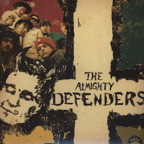 Almighty Defenders, The - The Almighty Defenders