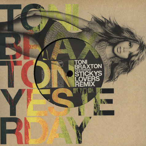Tony Braxton - Yesterday