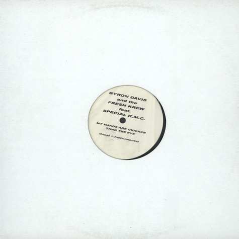 Byron Davis & The Fresh Krew / Theory, The - My Hands Are Quicker Than The Eye / Wind It Up (Remix)