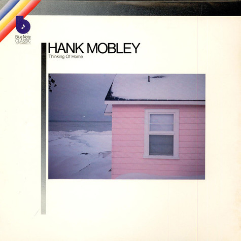 Hank Mobley - Thinking Of Home