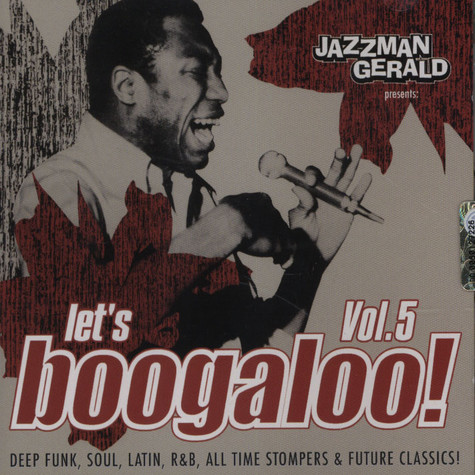 Let's Boogaloo - Volume 5