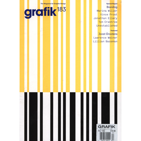 Grafik - The Magazine for Graphic Design - 2010 - Issue 183