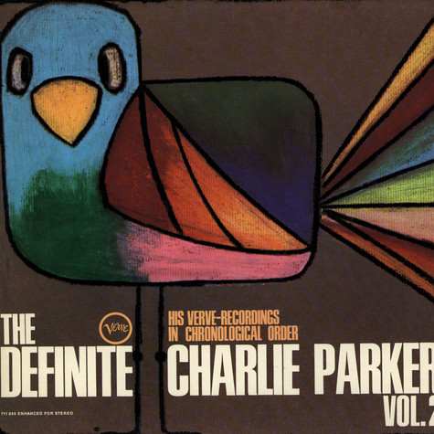 Charlie Parker - The Definitive Charlie Parker Vol. 2