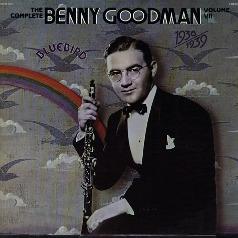 Benny Goodman - The Complete Benny Goodman Volume VII 1938/1939