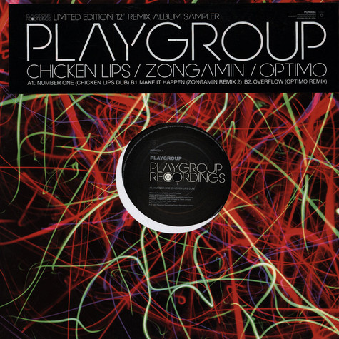 Playgroup - Number one Chicken Lips remix