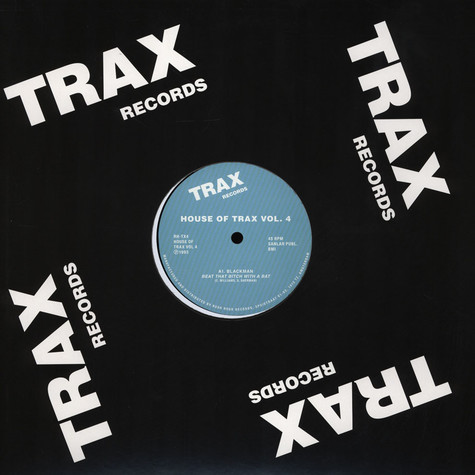 House Of Trax - Volume 4