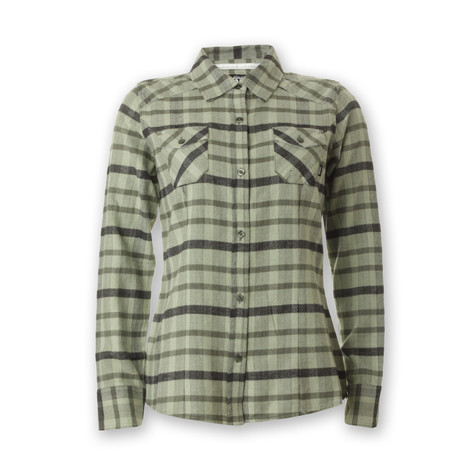 Vans - Fade Plaid LS Shirt