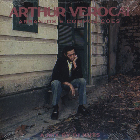 DJ Nuts plays Arthur Verocai - Arranjos Composicoes