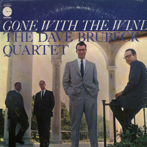 Dave Brubeck Quartet, The - Gone With The Wind