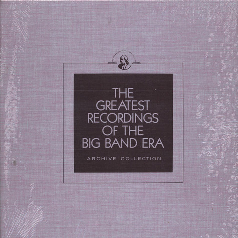 V.A. - The Greatest Recordings Of The Big Band Era - Freddy Martin / Clyde Lucas / Del Courtney / Tiny Hill / Tommy Reynolds