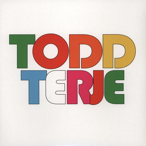 Todd Terje - Remaster Of The Universe EP