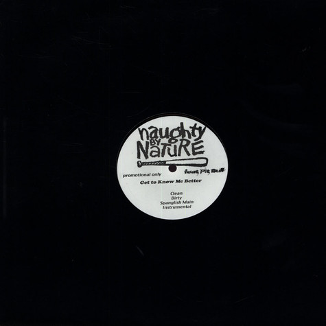 Naughty By Nature - Get To Know Me Better feat. Pitbull