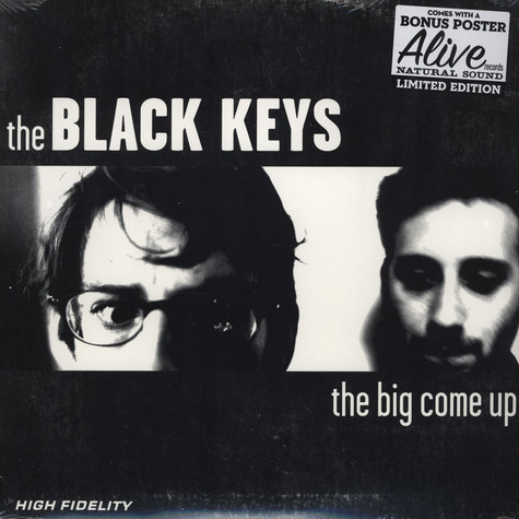 Black Keys, The - The Big Come Up Incl. Poster