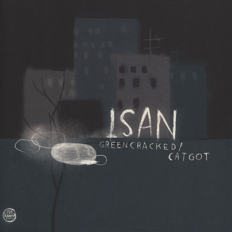 Isan - Greencracked/Catgot