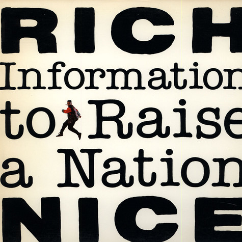 Rich Nice - Information To Raise A Nation
