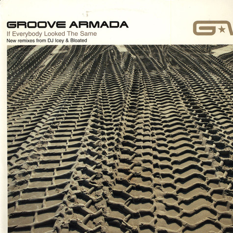 Groove Armada - If Everybody Looked The Same