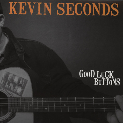 Kevin Seconds - Good Luck Buttons