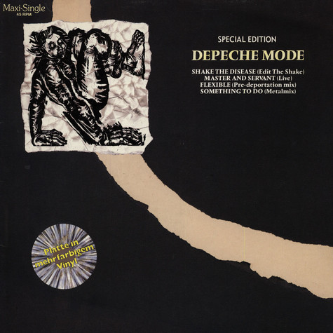 Depeche Mode - Shake The Disease (Special Edition)