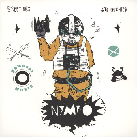 Nymfo - Greetings Starfighter