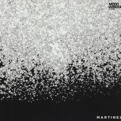 Martinez - The Paradigm Shift LP
