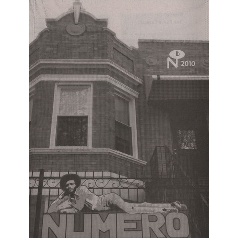Numero Group - The Paper Catalog 2010