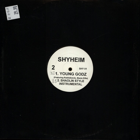 Smif N Wessun / Shyheim - Let's Get It On / Young Godz