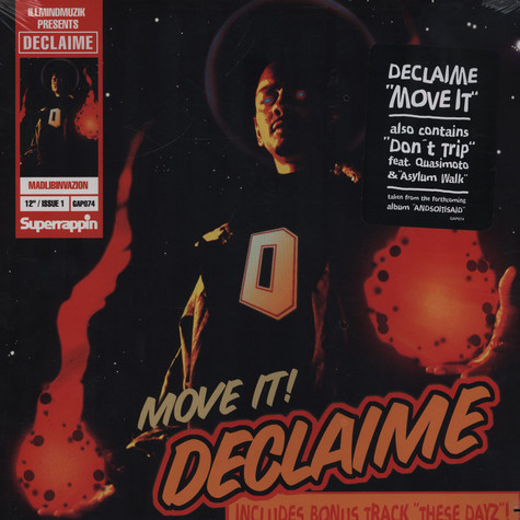 Declaime - Move It