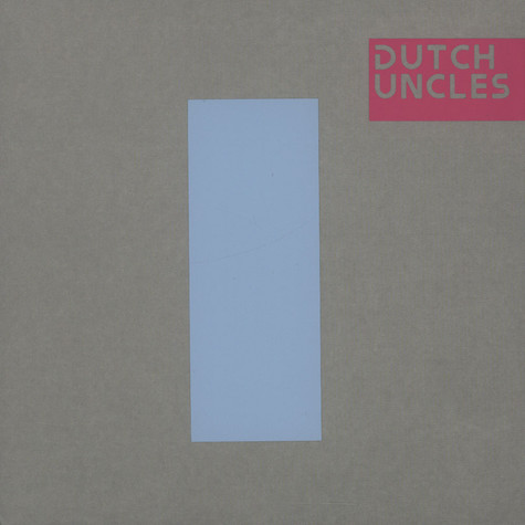 Dutch Uncles - The Ink