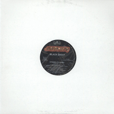 Black Sheep - Strobelite honey special edition remixes