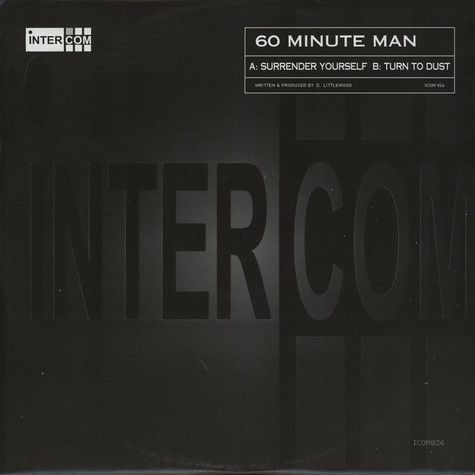60 Minute Man - Surrender Yourself