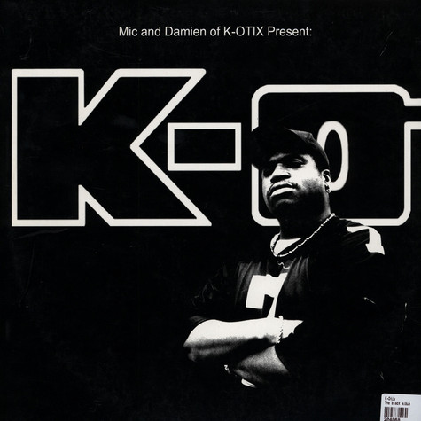 K-Otix - The black album