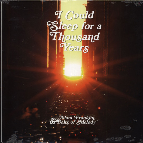 Adam Franklin & Bolts Of Memory - I Could Sleep For A Thousand Years