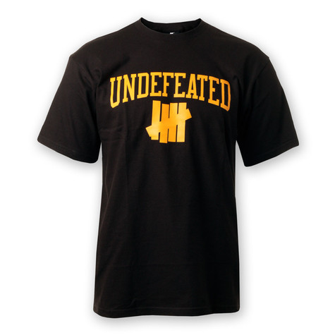 Undefeated - Undefeated Basic T-Shirt