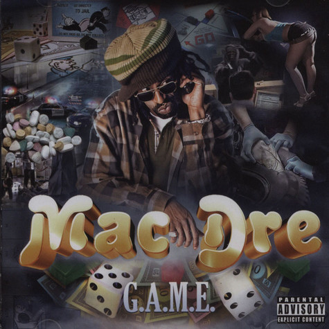 Mac Dre - Game