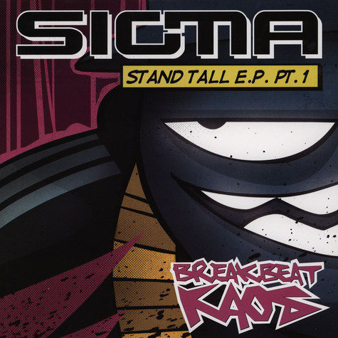Sigma - Stand Tall EP Part 1
