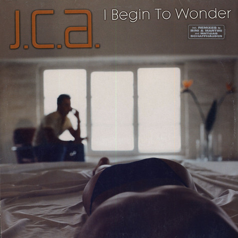 J.C.A. (Jean Claude Ades) - I begin to wonder