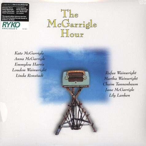 Kate & Anna McGarrigle - The McGarrigle Hour
