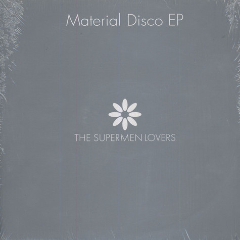 Supermen Lovers, The - Material Disco EP