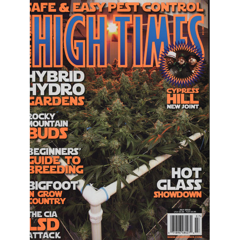 High Times Magazine - 2010 - 07 - July