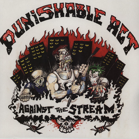 Punishable Act - Against The Stream