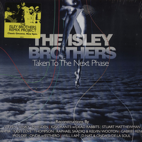 Isley Brothers, The - Taken to the next phase (reconstuctions)