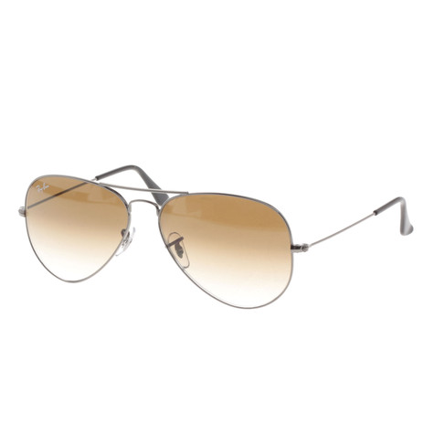 Ray-Ban - Aviator Large Metal Sunglasses